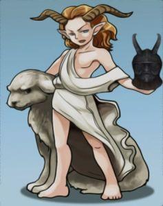 Daedra Clavicus-Vile