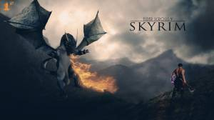 SKYRIM Fan-Art 1