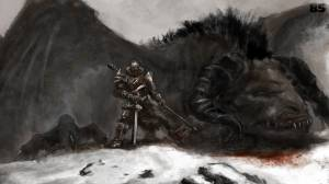 SKYRIM Fan-Art 85