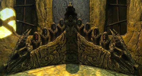 Altare dei Sacerdoti del Drago