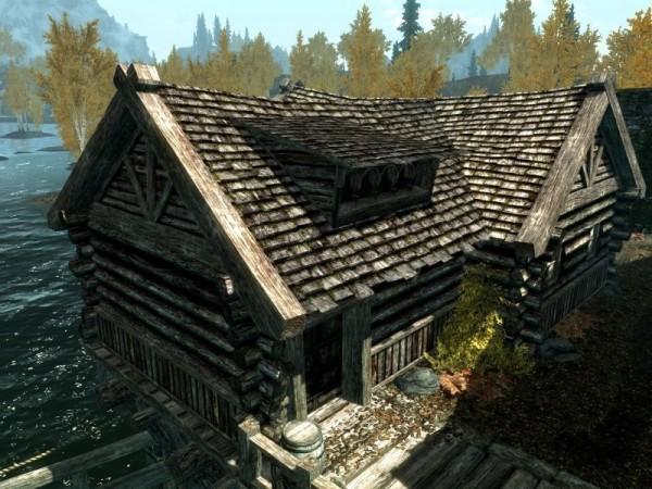 Honeyside - la casa di Riften