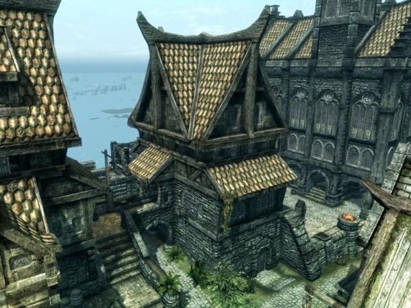 Proudspire Manor - casa di Solitude