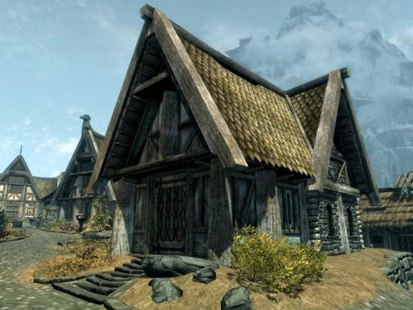 Breezehome - la casa di Whiterun
