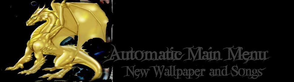 automatic main menu wallpapers