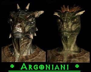 Argoniani skyrim