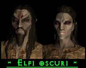 elfi oscuri skyrim