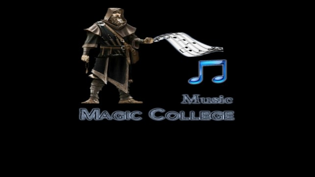 Magic College Music – songs for academy