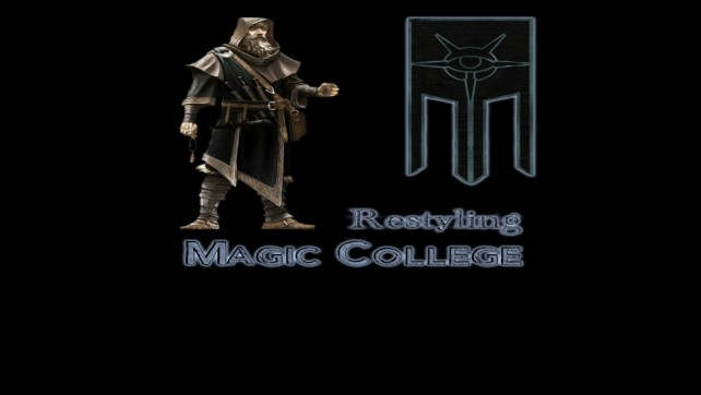 Magic College Restyling – retex for academy
