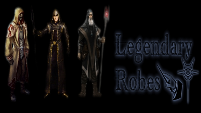 Legendary Robes – Skyrim Edition  –  v 1.5
