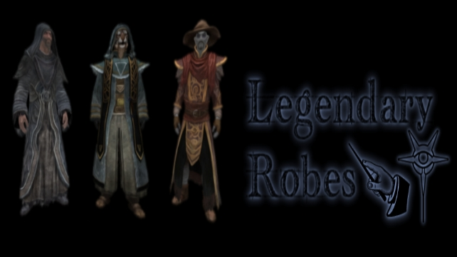 Legendary Robes Dragonborn Edition – v 2
