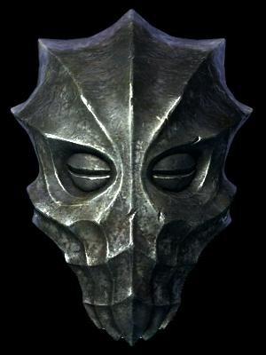 Dragonborn Maschera di Zahriisos