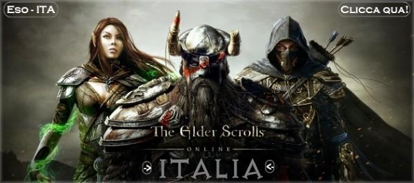 ESO - the elder scrolls online (ITALIA)