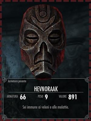 Maschera di Hevnoraak