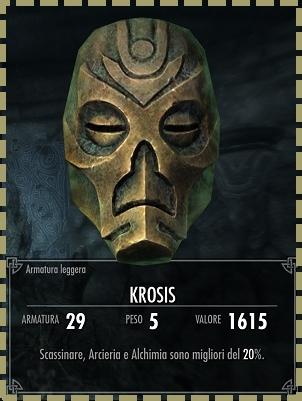 Maschera di Krosis