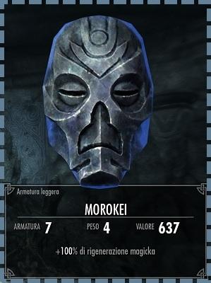 Maschera di Morokei