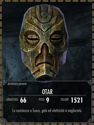 Maschera di Otar