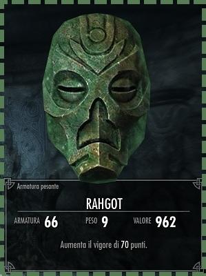 Maschera di Rahgot