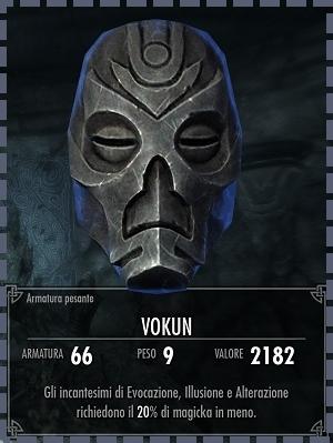 Maschera di Vokun
