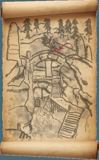 Mappa del Tesoro VI