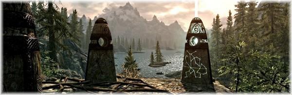 Menhir Skyrim
