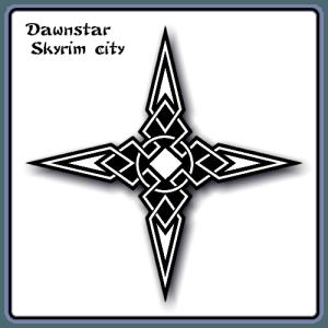 Dawnstar -Symbol