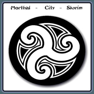 Morthal -Symbol