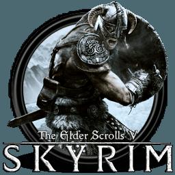 Skyrim logo (12)