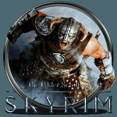 Skyrim logo (14)