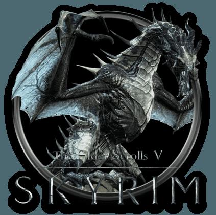 Skyrim logo (15)