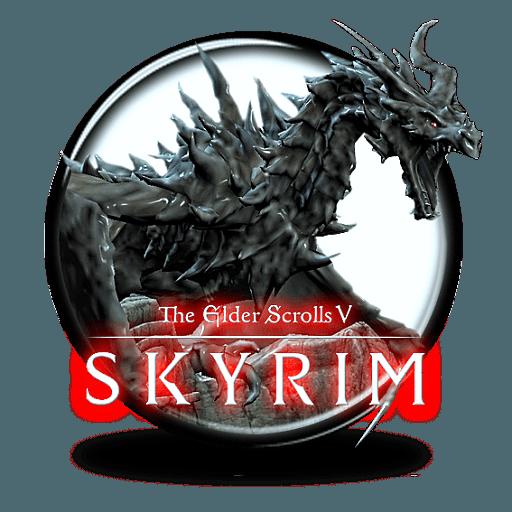 Skyrim logo (16)