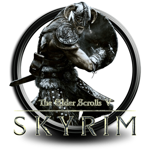 Skyrim logo (17)