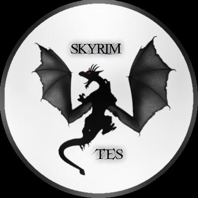Skyrim logo (19)