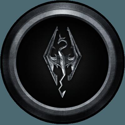 Skyrim logo (20)