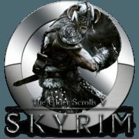 Skyrim logo (8)
