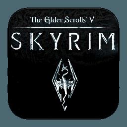 Skyrim logo--icon