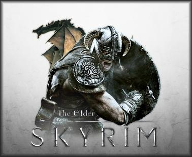 Skyrim-logos
