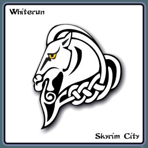 Whiterun -Symbol