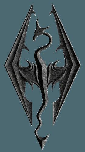 icona SKYRIM--Logo