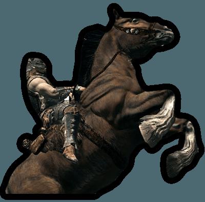 Horse Skyrim