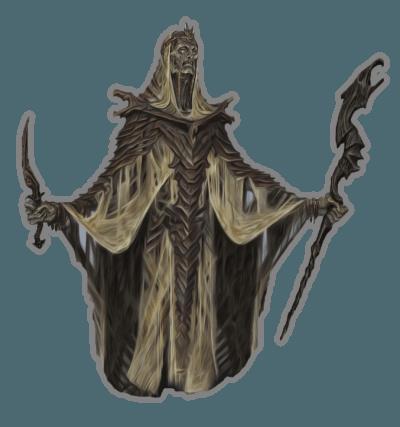 the Dragonpriest